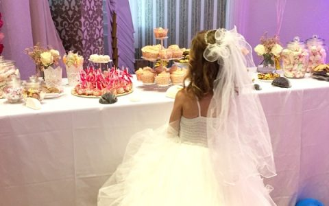 Kids Hochzeit