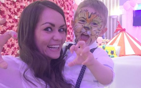 Tiger Hochzeit