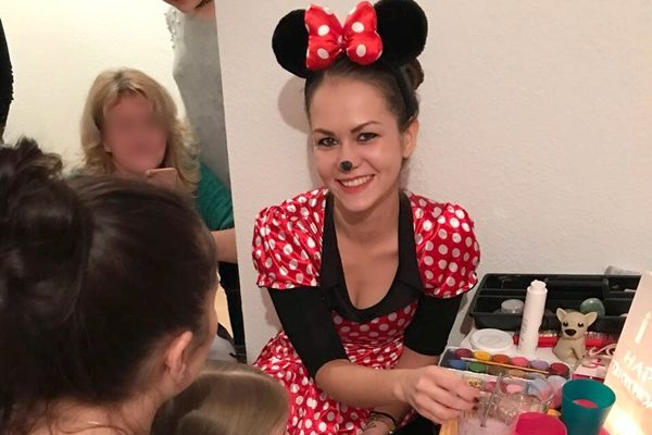 Minnie Mouse Geburtstag Ankaro Events Concepts