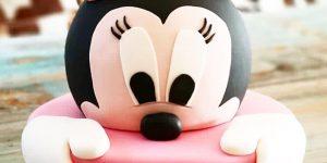 Minnie Mouse Stück vom Glück