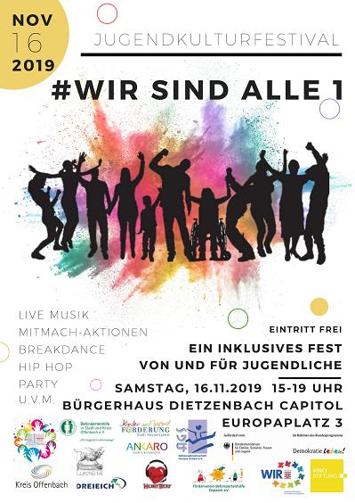Inklusives Jugendkulturfestival